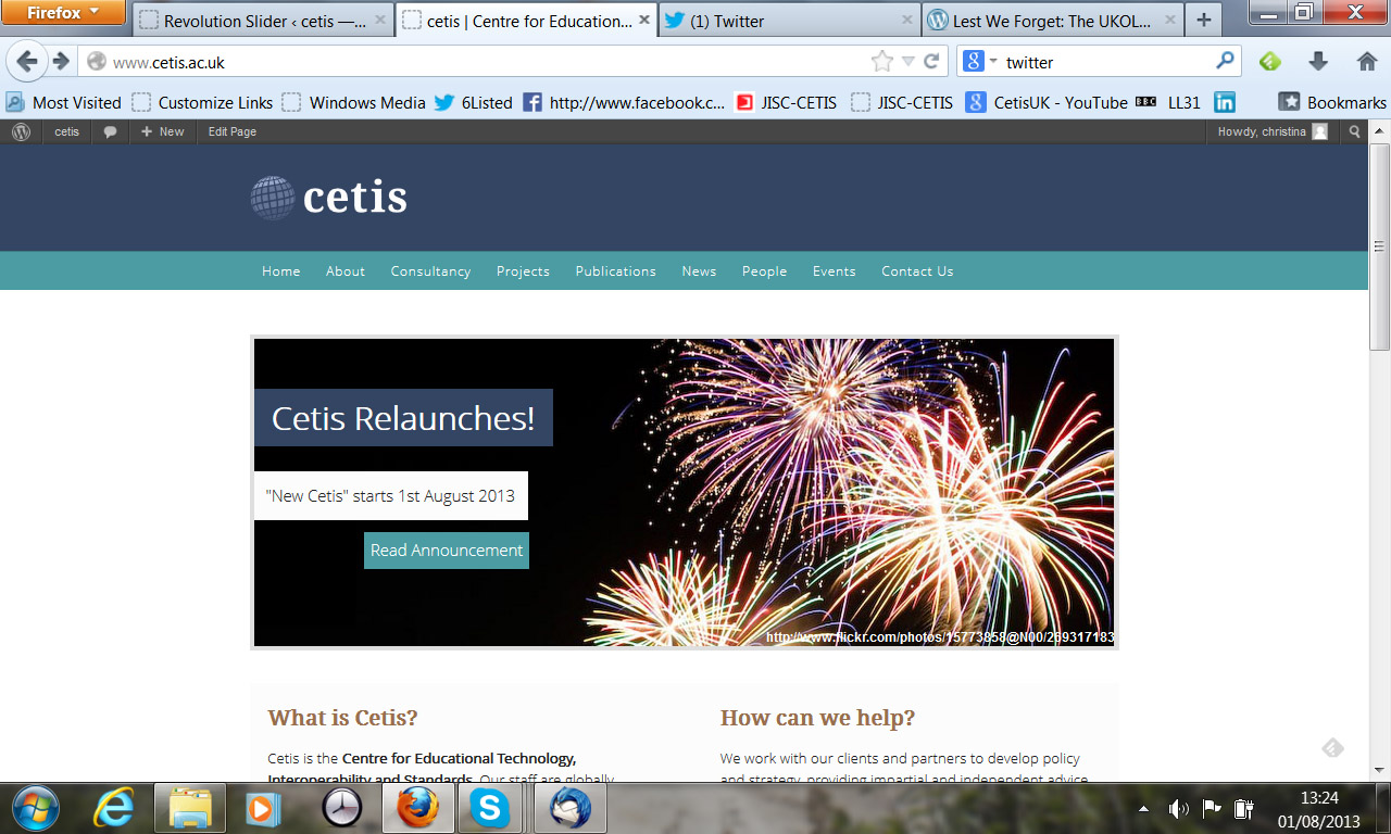 cetis-site