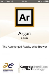 Argon Mobile AR Browser
