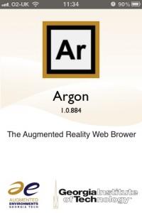 Argon Mobile AR Browser