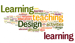 Wordle of Larnaca Declaration on Learning Design